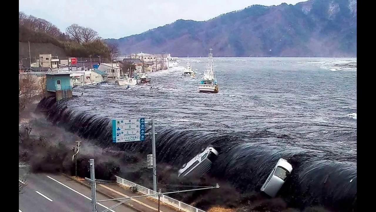 Terremoto y Tsunami de 2011 en Japon - YouTube