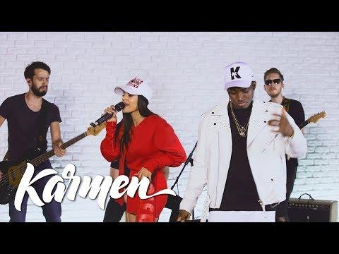 Karmen feat. Krishane - Lock My Hips (Live Session)