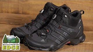 adidas Outdoor Men's Terrex Swift R Mid GTX Hiking Boot