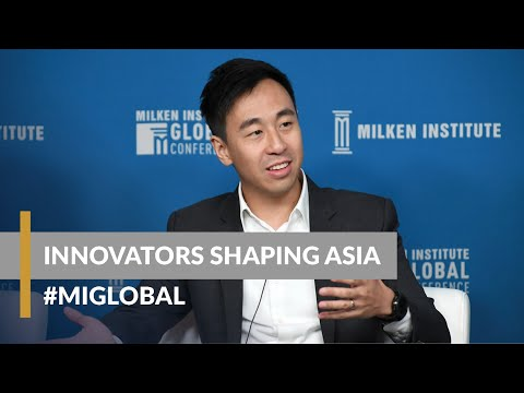 Innovators Shaping Asia