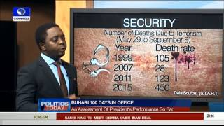 Politics Today: PDP, APC, Analysts Assess Buhari