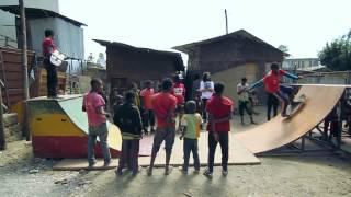 OLHO DE PEIXE - Adelmo Jr na Etiópia