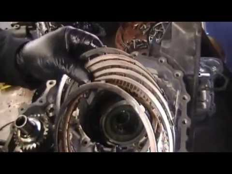 Nissan Murano cvt transmission repair part 3