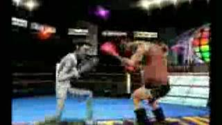 Ready 2 Rumble Revolution Wii Character trailer