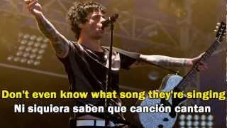 Green Day - Rusty James (Subtitulado En Español E Ingles)