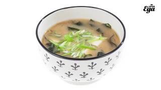 Суп с мисо (он же мисосиру) — как приготовить японскую классику.