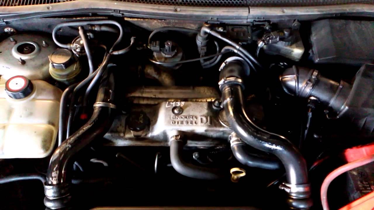 Контрактный двигатель Ford (Форд) 1.9 AFN/AVG | Где купить? | Тест мотора
