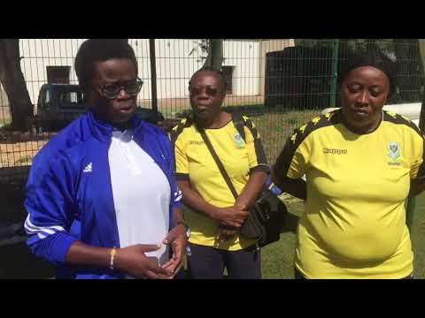 Les mots de la présidente du Football Féminin aux U20 Féminines