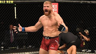 Top Finishes From UFC 259 Fighters
