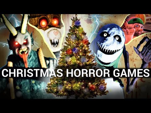 5 Festive Horror Games To Scare You This Christmas