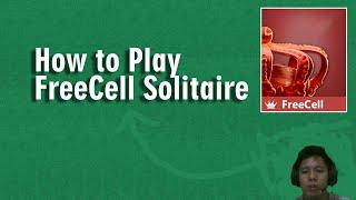 Cara Main Game FreeCell Solitaire screenshot 1
