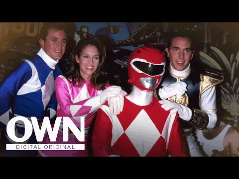 Catch Up with the Pink Power Ranger | Where Are They Now | Oprah Winfrey Network