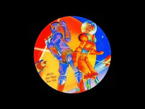 Meco Monardo Star Wars And Other Galactic Funk Album Version