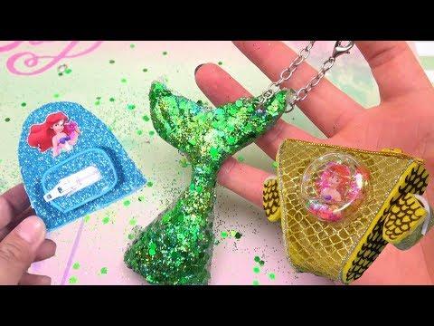 3 Mermaid Back To School Crafts I DIY School Supplies I Back to School with DIY Lover