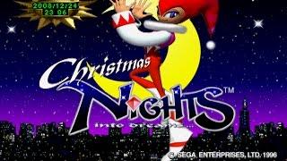 FELIZ NAVIDAD | CHRISTMAS NIGHTS INTO DREAMS (SEGA SATURN, 1997)
