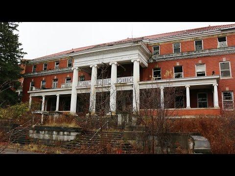 ABANDONED NEW YORK: Huge Abandoned Tuberculosis Hospital