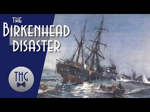 The origins of 'women and children first' and the Birkenhead Drill