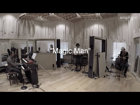 """Magic Man"" - The Philip Woo Band"