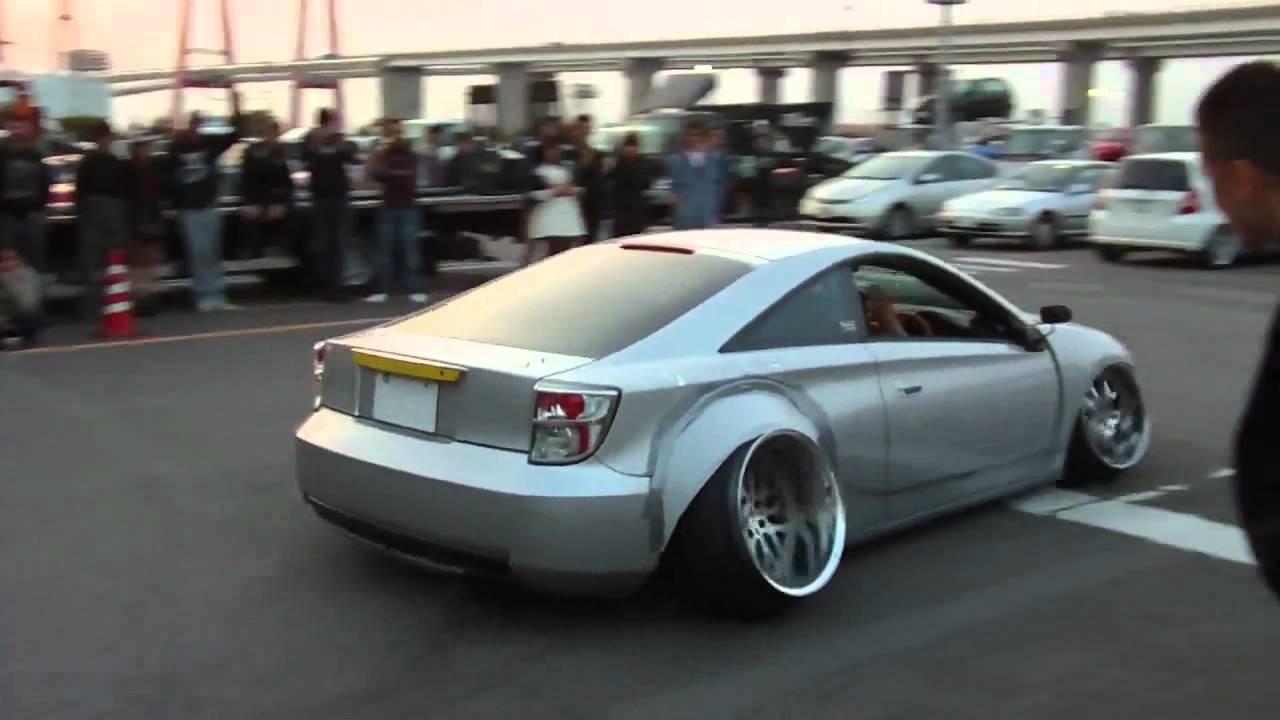 Retarded Car In Japan