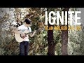 K-391 & Alan Walker - Ignite (ft. Julie Bergan & Seungri) Fingerstyle Guitar Cover by Harry Cho