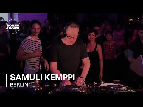 Samuli Kemppi Boiler Room Berlin DJ Set