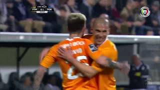 Resumo: Portimonense 1-5 Porto (Liga 24ªJ)