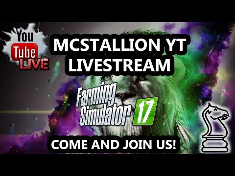 Farming Simulator 17 | Live Stream | Dowland Farm MP | Stream # 4 | FORESTRY WORK = RAGE | #fs 17