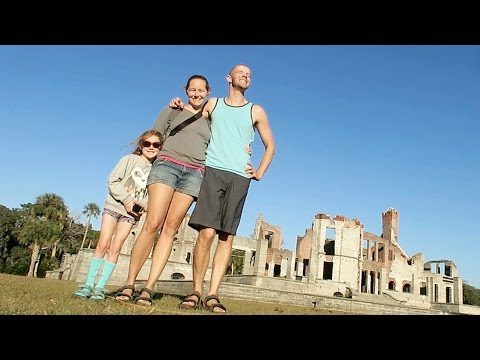 27. Sailboat Story - Cumberland Island By Sailboat