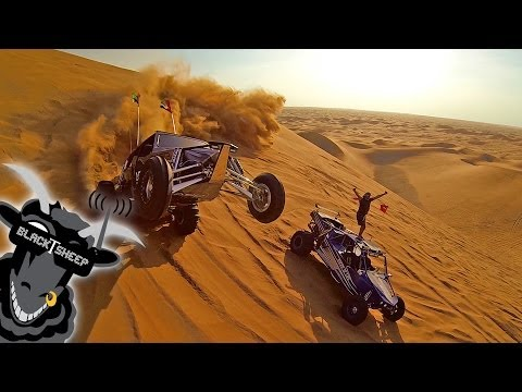 This Video Will Make You Want an 800-hp Dune Buggy