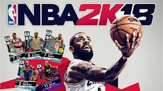 Legends That NEED To Be In NBA 2K18! STARBURY, B-ROY, GOD SHAMMGOD & MORE!!