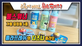 [협찬] 폴라프레쉬 x 디즈니 콜라보 불스원 섬유탈취제…
