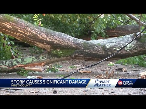 Storms damage Hinds County school | SuperNewsWorld com