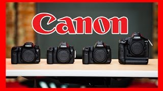 Which Canon DSLR Should You Buy: 1D X, 5D Mark III, 6D, 7D Mark II(http://froknowsphoto.com/which-canon-camera-to-buy/ Click Here for more about which Canon DSLR is for you. When it comes to purchasing a Full Frame ..., 2014-12-09T16:44:08.000Z)