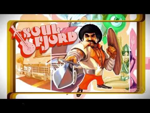 Soul Fjord - OUYA Exclusive by Airtight Games