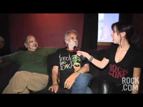 Cheech & Chong talk about WEED. Interview by Marti...