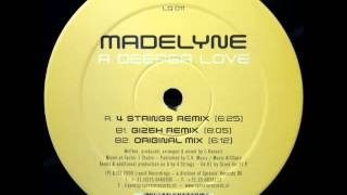 Madelyne - A Deeper Love [4 Strings remix]