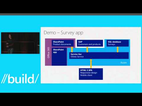 Build 2014 Developing Office 365 Cloud Business Apps