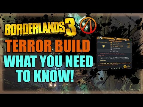 Borderlands 3 Terror Build: What You Should Know Before Starting |