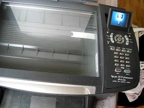 HP PSC2510 PRINTER DRIVER DOWNLOAD FREE