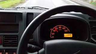 スズキ・キャリイ4WD-5AGS (オートギアシフト)車に試乗 DA16T  軽キャンピングカー ディアラジュニア thumbnail