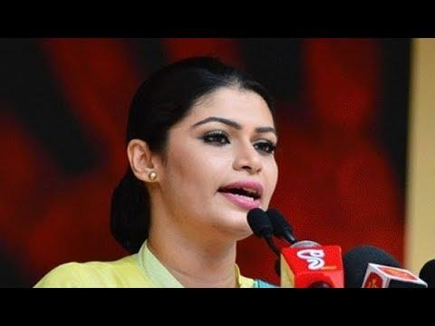 Hirunika Premachandra Blames President Maithripala ...
