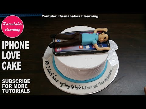 gifts-for-men:funny-birthday-iphonecake:iphone-cake-ideas-custom-cakes:cake-decorating-videos