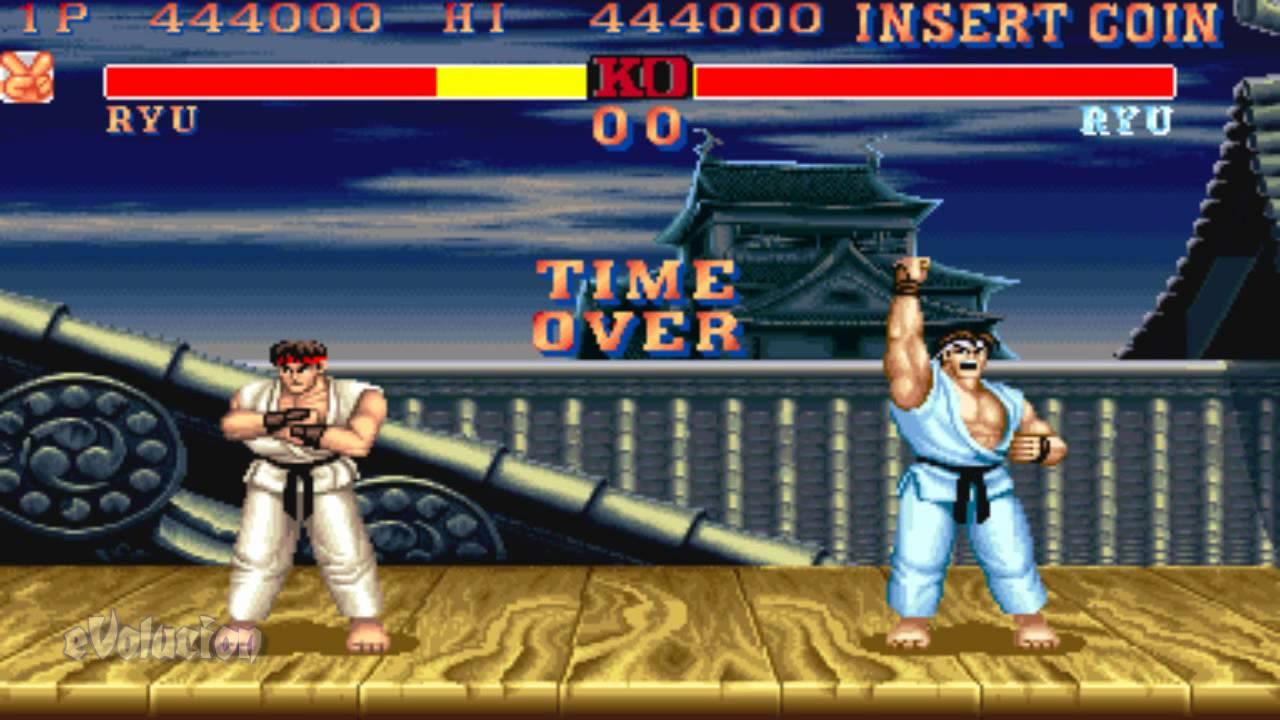 Street Fighter II Best Snes Games
