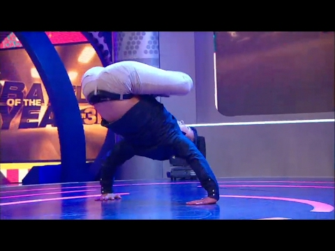 Bboy Vincanity Breaking on BET's 106 & Park