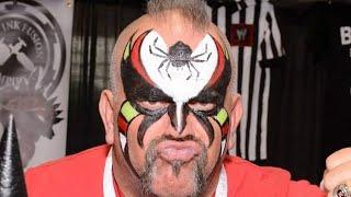 EXCLUSIVE DETAILS  JOSEPH LAURINAITIS WWE LEGEND DEAD AT 60... 'Road Warrior Animal'