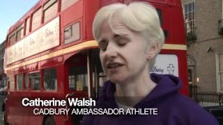 Cadbury launch sponsorship of 2012 Irish Olympic & Paralympic Teams