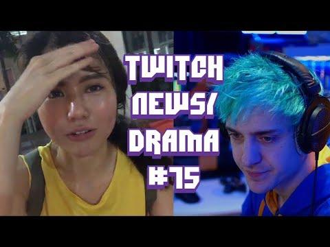 Twitch Drama/News #75 (Ninja Summit1g Fortnite Skin, Ice Poseidon Shot At, KiaraaKitty Ban update)