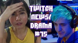 Twitch Drama/News #75 (Ninja Summit1g Fortnite Skin, Ice Poseidon Shot At, KiaraaKitty Ban update)