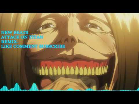 Attack On Titan- Remixed and Sampled Hip Hop