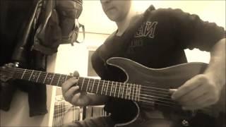 Haluk Levent - Elfida Solo Cover - Schecter Hellraiser C1